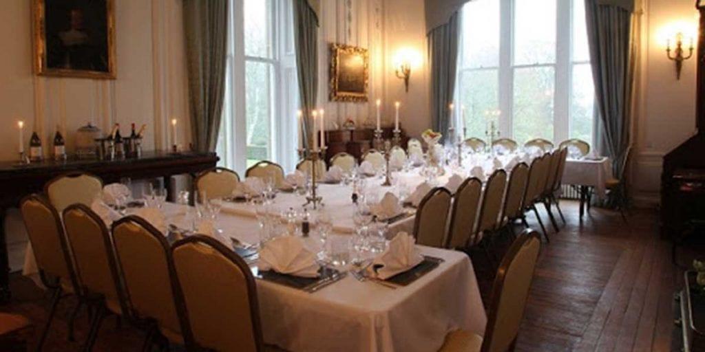 Kinblethmont Dining Room